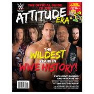 WWE The Attitude Era Official Collector's Edition Magazine