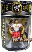 WWE Wrestling Classic Superstars 4 Rowdy Piper