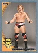 2010 WWE (Topps) Heath Slater 71