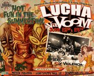 Lucha VaVoom Poster 24