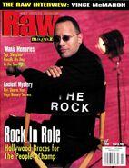 Raw Magazine March 2001