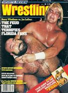 Sports Review Wrestling - December 1983