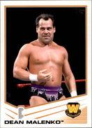 2013 WWE (Topps) Dean Malenko 90