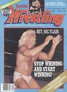 Inside Wrestling - December 1992