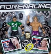 WWE Adrenaline Series 16 John Cena & Chris Jericho