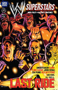 WWE Superstars Comic 4
