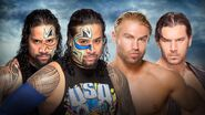 BG 2016 The Usos v Breezango