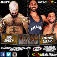 CZW Down With The Sickness 2015 3