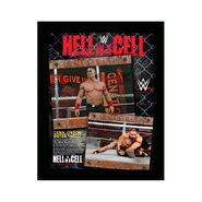 John Cena Hell In A Cell 2014 Commemorative Collage