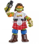 Rowdy Roddy Piper (TMNT Ninja Superstars Series 2)