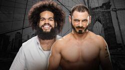 NXT BTB Jose vs. Aries