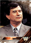 2016 WWE (Topps) Then, Now, Forever Gerald Brisco 166