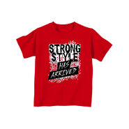 Shinsuke Nakamura Strong Style Has Arrived Toddler T-Shirt