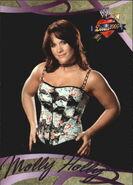 2004 WWE Divas 2005 (Fleer) Molly 32