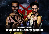 AIW Hell On Earth 9 Lyndon-Fontaine