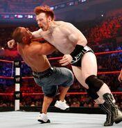F4W - WWE Championship Match1