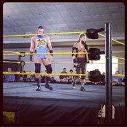 NXT House Show (Mar 4, 16' no.2) 1