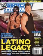 Smackdown Magazine Dec 2004