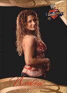2004 WWE Divas 2005 (Fleer) Nidia 18
