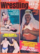 Sports Review Wrestling - November 1975