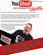 YouShoot with Jim Cornette 2 The Lost Questions