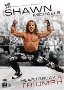 Shawn Michaels HeartBreak and Triumph