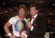 Vince McMahon & Rowdy Roddy Piper