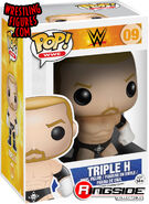 Pop WWE Vinyl - Triple H