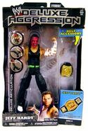 WWE Deluxe Aggression 21 Jeff Hardy
