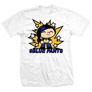 Leva Bates Blue Pants Shirt