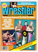 The Wrestler - January 1989