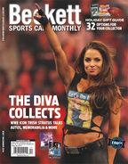 Trish Stratus Beckett Magazine