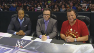 WWE Thursday Night SmackDown 2016 Commentary Team - Mauro Ranallo, Byron Saxton & Jerry Lawler