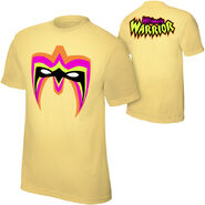 Warrior shirt 2