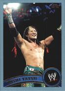 2011 WWE (Topps) Yoshi Tatsu 38