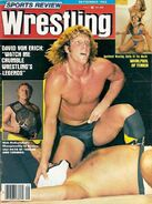 Sports Review Wrestling - September 1982