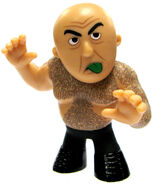 Funko WWE Wrestling WWE Mystery Minis Series 1 - George The Animal Steele