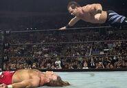 RAW 5-3-04 Michaels v Benoit 001
