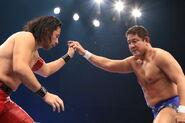 NJPW The New Beginning In Sendai 5