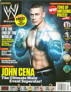 WWE Magazine December 2012