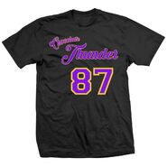 Willie Mack LA Lakers Black Shirt