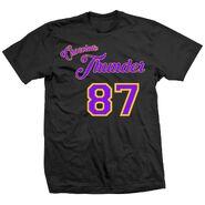 Willie Mack LA Lakers Black Shirt