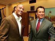 Arnold & The Rock
