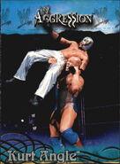 2003 WWE Aggression Kurt Angle 61