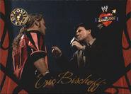 2004 WWE Divas 2005 (Fleer) Eric Bischoff 70