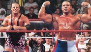 The British Bulldog and Owen Hart.2
