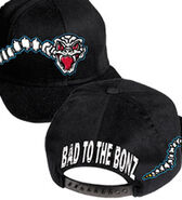 Bad To The Bonz Hat
