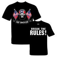 Jay Briscoe Break The Rules T-Shirt