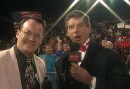 Vince McMahon & Jim Cornette