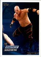 2010 WWE (Topps) Kane 17
